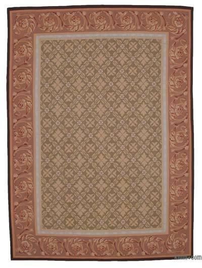"Aubusson Rug - 8'8"" x 12' (104 in. x 144 in.)"