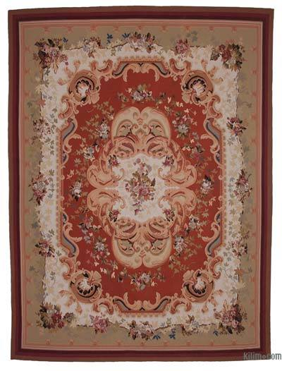 "Aubusson Rug - 10'6"" x 14' (126 in. x 168 in.)"