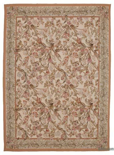 "Aubusson Rug - 8'10"" x 12'2"" (106 in. x 146 in.)"