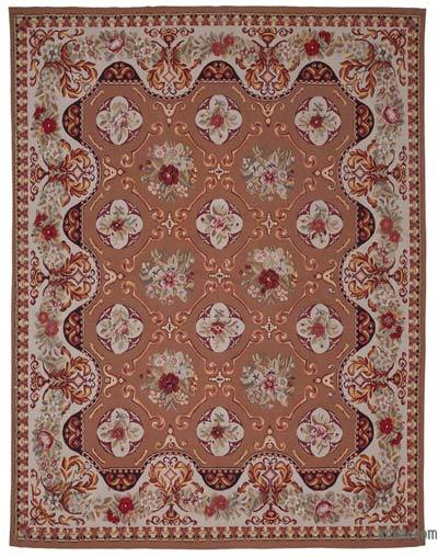 "Aubusson Rug - 7'9"" x 10' (93 in. x 120 in.)"