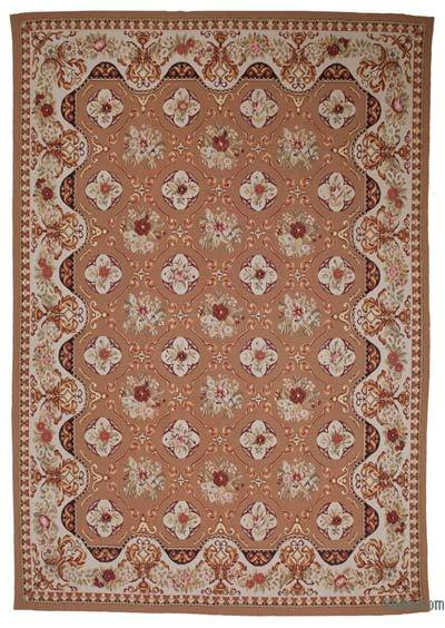"Aubusson Rug - 9'10"" x 14'1"" (118 in. x 169 in.)"