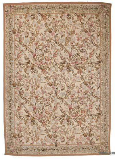"Aubusson Rug - 9'11"" x 14' (119 in. x 168 in.)"