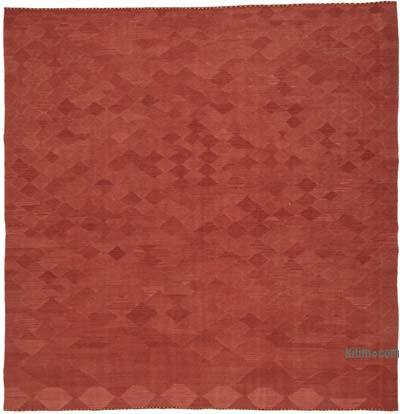 New Contemporary Kilim Rug - Z Collection - 8'2'' x 8'4'' (98 in. x 100 in.)