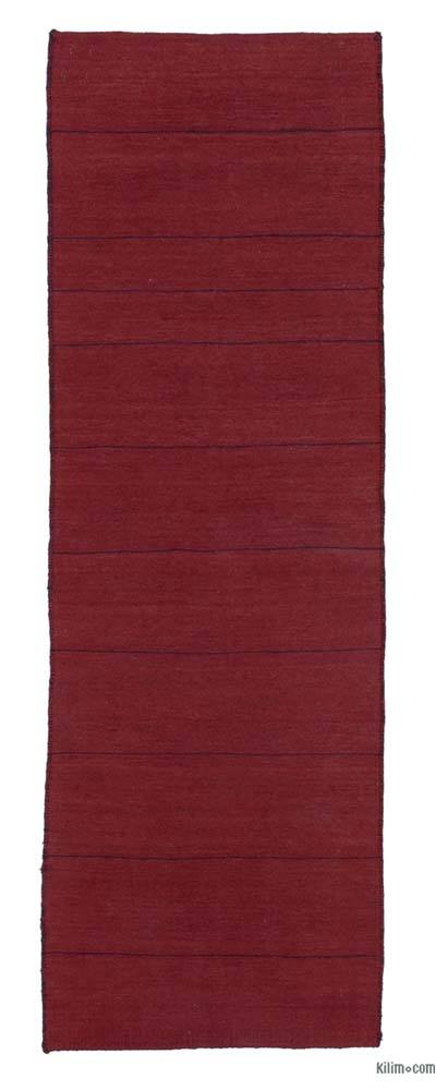 "New Contemporary Kilim Rug - Z Collection - 2'2"" x 6'6"" (26 in. x 78 in.)"