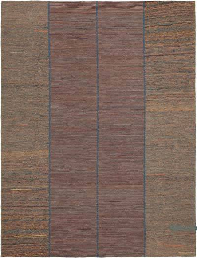 "New Contemporary Kilim Rug - Z Collection - 7'3"" x 9'7"" (87 in. x 115 in.)"