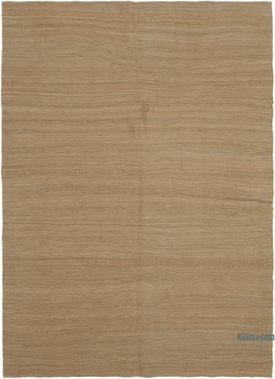 New Contemporary Kilim Rug - Z Collection - 6'4'' x 8'11'' (76 in. x 107 in.)