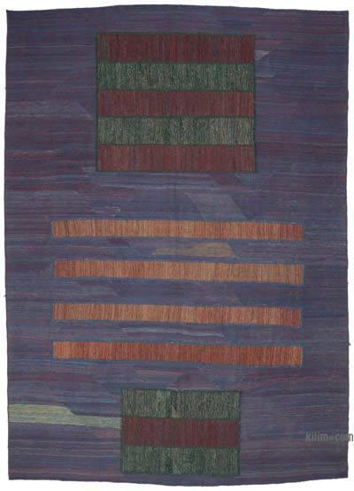 "New Contemporary Kilim Rug - Z Collection - 8'2"" x 11'7"" (98 in. x 139 in.)"