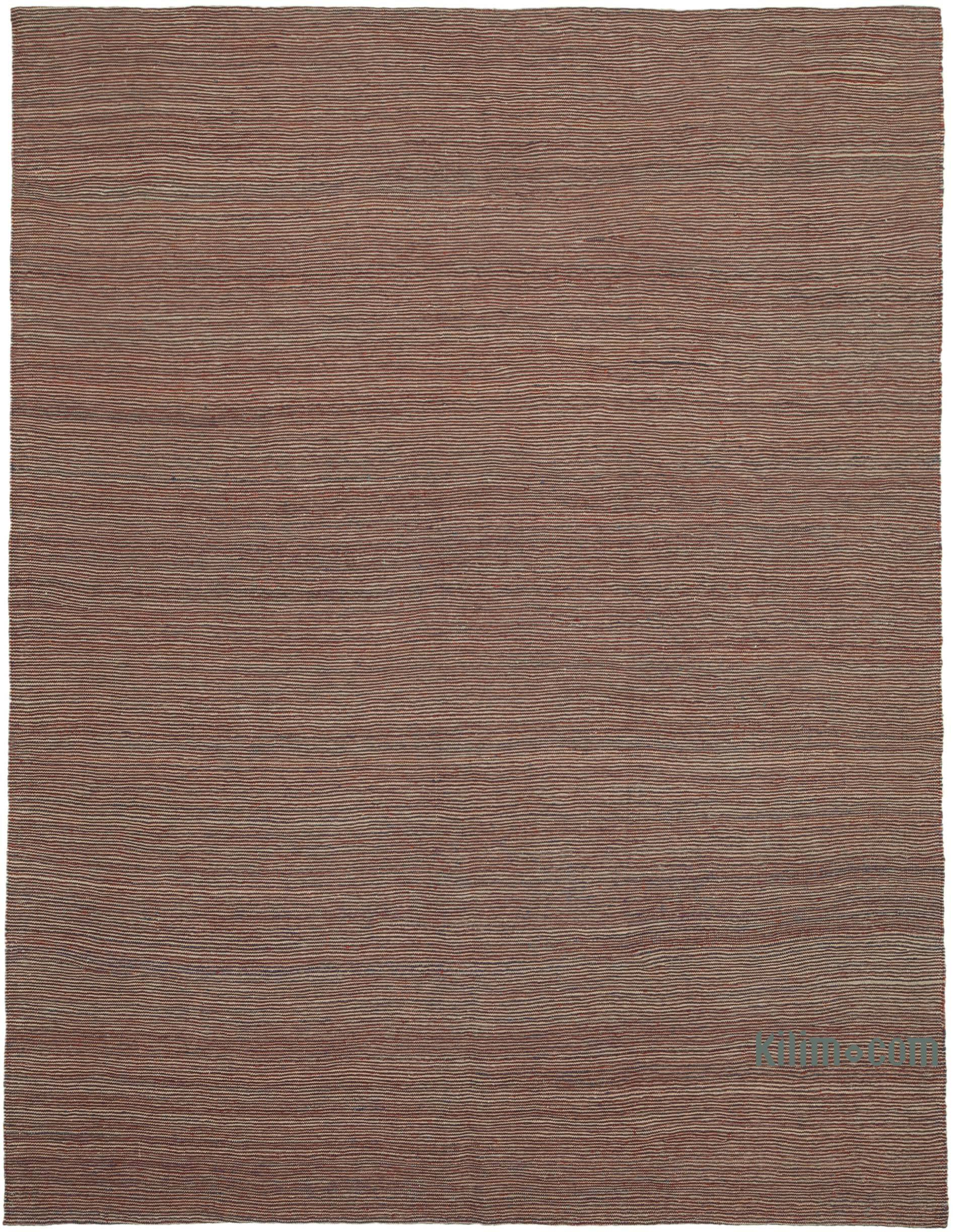 Multicolor New Contemporary Kilim Rug Z Collection 7 3 X 9 6 87 In X 114 In