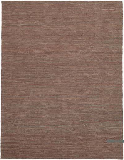 New Contemporary Kilim Rug - Z Collection - 7'3'' x 9'6'' (87 in. x 114 in.)