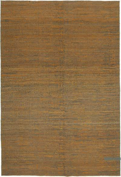 New Contemporary Kilim Rug - Z Collection - 6'9'' x 9'11'' (81 in. x 119 in.)