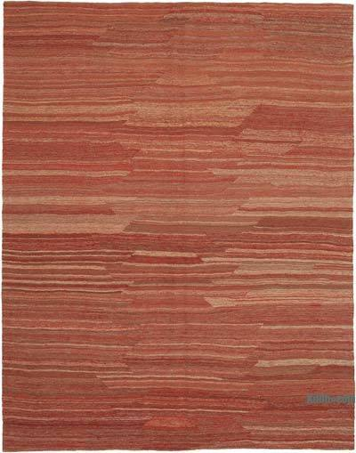 "New Contemporary Kilim Rug - Z Collection - 6'11"" x 8'10"" (83 in. x 106 in.)"