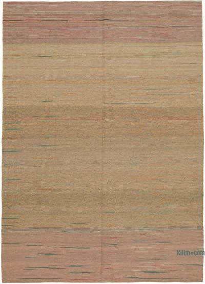 New Contemporary Kilim Rug - Z Collection - 6'11'' x 9'9'' (83 in. x 117 in.)