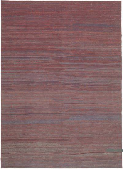 "New Contemporary Kilim Rug - Z Collection - 7'1"" x 9'11"" (85 in. x 119 in.)"