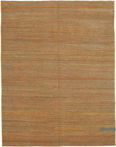 New Contemporary Kilim Rug - Z Collection - 6'3'' x 8' (75 in. x 96 in.)