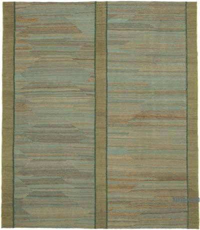 "New Contemporary Kilim Rug - Z Collection - 8'1"" x 9'6"" (97 in. x 114 in.)"