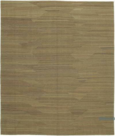 New Contemporary Kilim Rug - Z Collection - 8' x 9'9'' (96 in. x 117 in.)