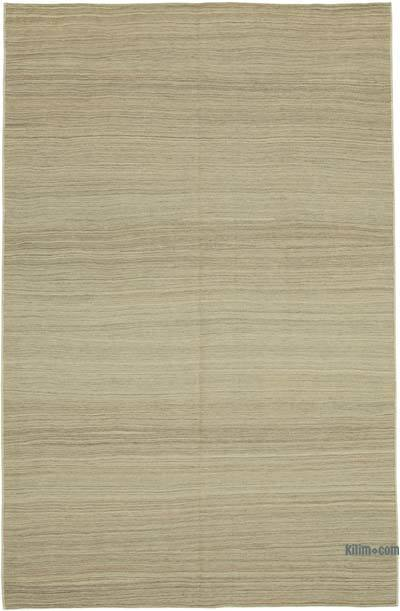 "New Contemporary Kilim Rug - Z Collection - 6'4"" x 9'11"" (76 in. x 119 in.)"