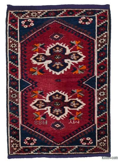 "New Hand Knotted Anatolian Rug - 2'6"" x 3'6"" (30 in. x 42 in.)"