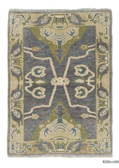 New Hand Knotted Anatolian Rug - 2'6'' x 3'5'' (30 in. x 41 in.)