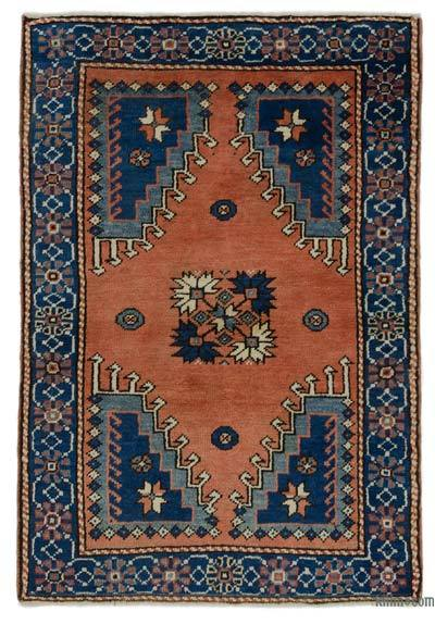 "New Hand Knotted Anatolian Rug - 2'8"" x 3'10"" (32 in. x 46 in.)"