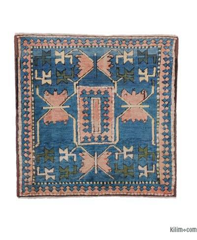 New Hand Knotted Anatolian Rug - 3'2'' x 3'2'' (38 in. x 38 in.)