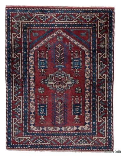 "New Hand Knotted Anatolian Rug - 2'9"" x 3'8"" (33 in. x 44 in.)"