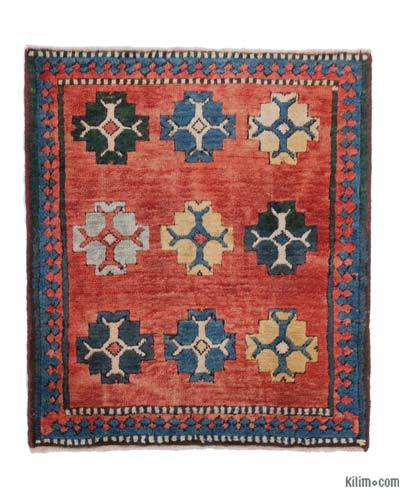 New Hand Knotted Anatolian Rug - 2'11'' x 3'5'' (35 in. x 41 in.)
