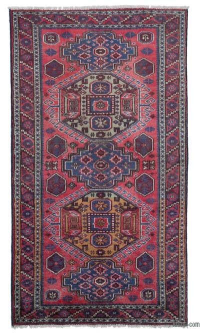 "New Hand Knotted Anatolian Rug - 3'5"" x 6'2"" (41 in. x 74 in.)"