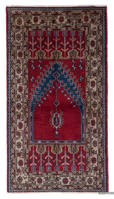 New Hand Knotted Anatolian Rug - 3'3'' x 5'11'' (39 in. x 71 in.)