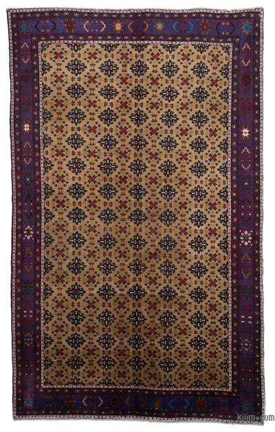 New Hand Knotted Anatolian Rug - 6' x 9'9'' (72 in. x 117 in.)