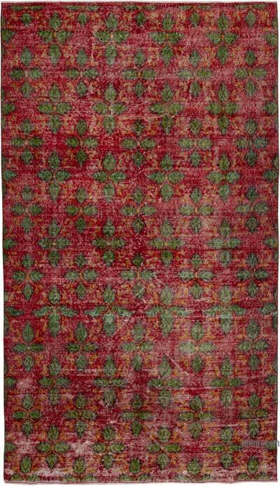 "Turkish Vintage Rug - 5'6"" x 9'9"" (66 in. x 117 in.)"