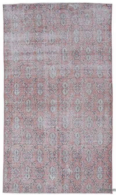 Turkish Vintage Rug - 4'6'' x 7'11'' (54 in. x 95 in.)