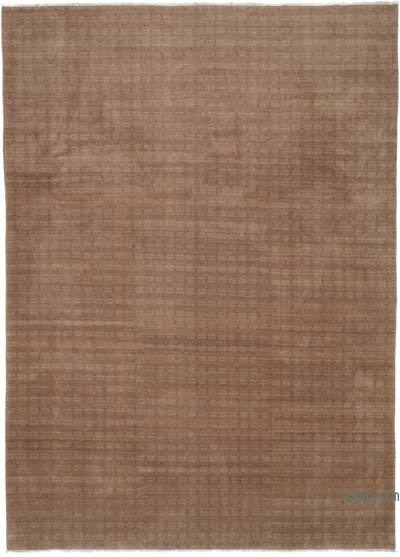 "New Hand Knotted All Wool Oushak Rug - 10' x 13'10"" (120 in. x 166 in.)"
