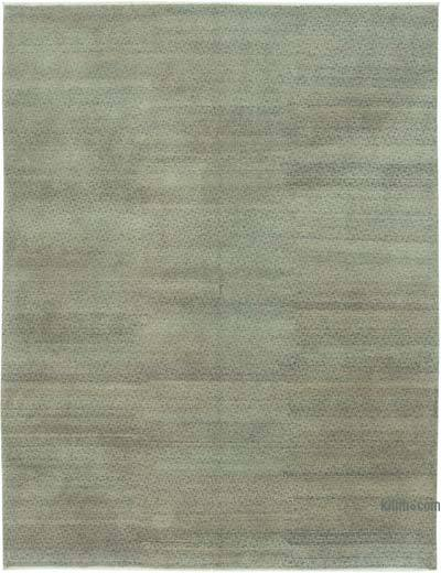 "New Hand Knotted All Wool Oushak Rug - 7'9"" x 9'11"" (93 in. x 119 in.)"