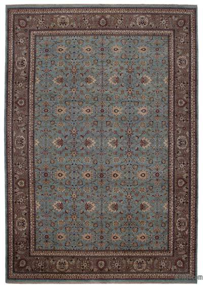 "New Hand Knotted All Wool Oushak Rug - 10'8"" x 15'5"" (128 in. x 185 in.)"