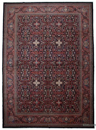 "New Hand Knotted All Wool Oushak Rug - 13'9"" x 18'11"" (165 in. x 227 in.)"