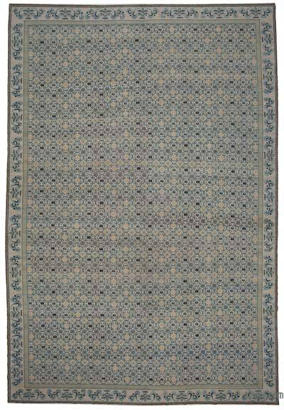 "New Hand Knotted All Wool Oushak Rug - 11'11"" x 17'9"" (143 in. x 213 in.)"