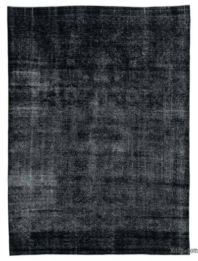Over-dyed Vintage Rug - 8' x 11' (96 in. x 132 in.)