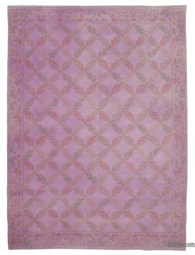 Over-dyed Vintage Rug - 9'1'' x 12'7'' (109 in. x 151 in.)