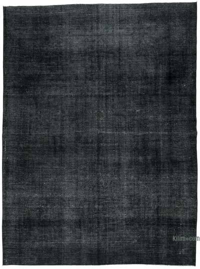 Over-dyed Vintage Rug - 9'3'' x 12'5'' (111 in. x 149 in.)