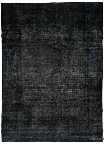 "Over-dyed Vintage Hand-knotted Oriental Rug - 9'10"" x 13'6"" (118 in. x 162 in.)"