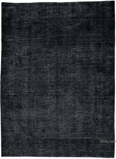 "Over-dyed Vintage Hand-knotted Oriental Rug - 9'5"" x 12'11"" (113 in. x 155 in.)"