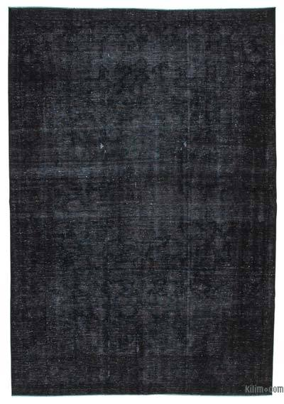 "Over-dyed Vintage Hand-knotted Oriental Rug - 8'3"" x 11'10"" (99 in. x 142 in.)"