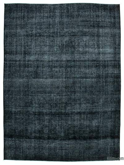 Over-dyed Vintage Rug - 9'7'' x 13'1'' (115 in. x 157 in.)
