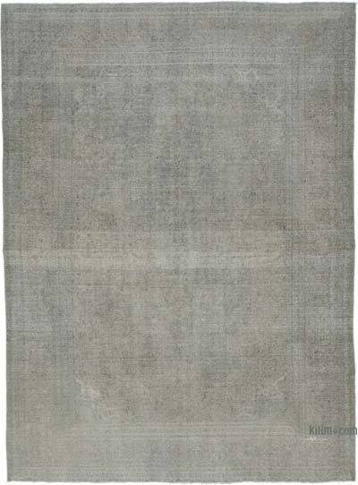 Over-dyed Vintage Rug - 9'6'' x 13'1'' (114 in. x 157 in.)