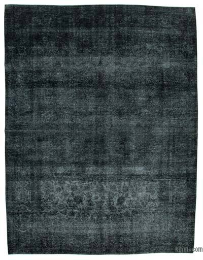 Over-dyed Vintage Rug - 9'9'' x 12'8'' (117 in. x 152 in.)