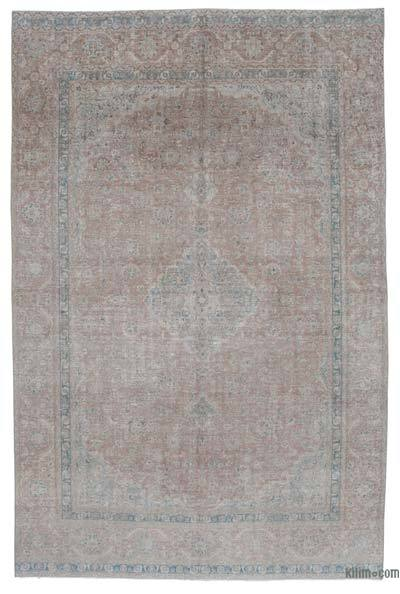 Over-dyed Vintage Rug - 8'7'' x 13' (103 in. x 156 in.)