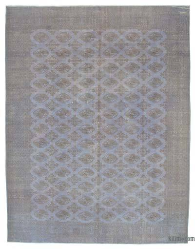 Over-dyed Vintage Rug - 9'7'' x 12'3'' (115 in. x 147 in.)