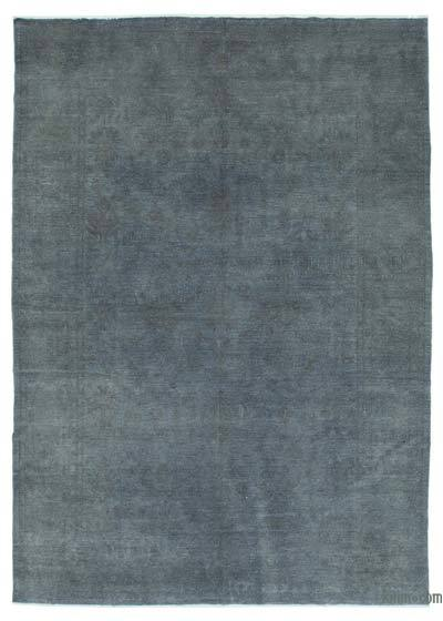 "Over-dyed Vintage Hand-knotted Oriental Rug - 8'9"" x 12'4"" (105 in. x 148 in.)"