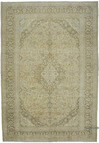 "Vintage Hand-knotted Oriental Rug - 9'10"" x 14'4"" (118 in. x 172 in.)"